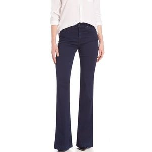 7 For All Mankind Ginger featherweight trousers